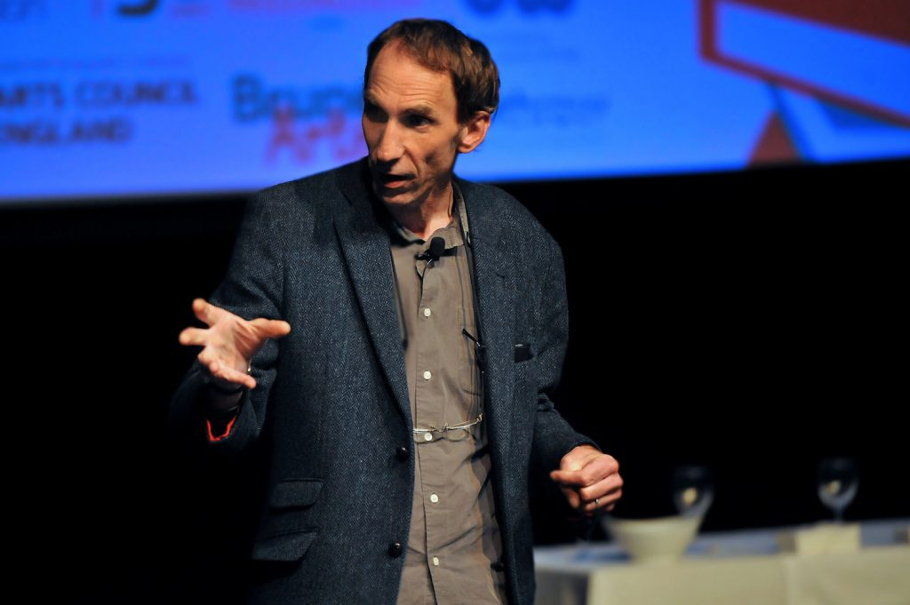 Hillingdon Literary Festival Will Self 34A